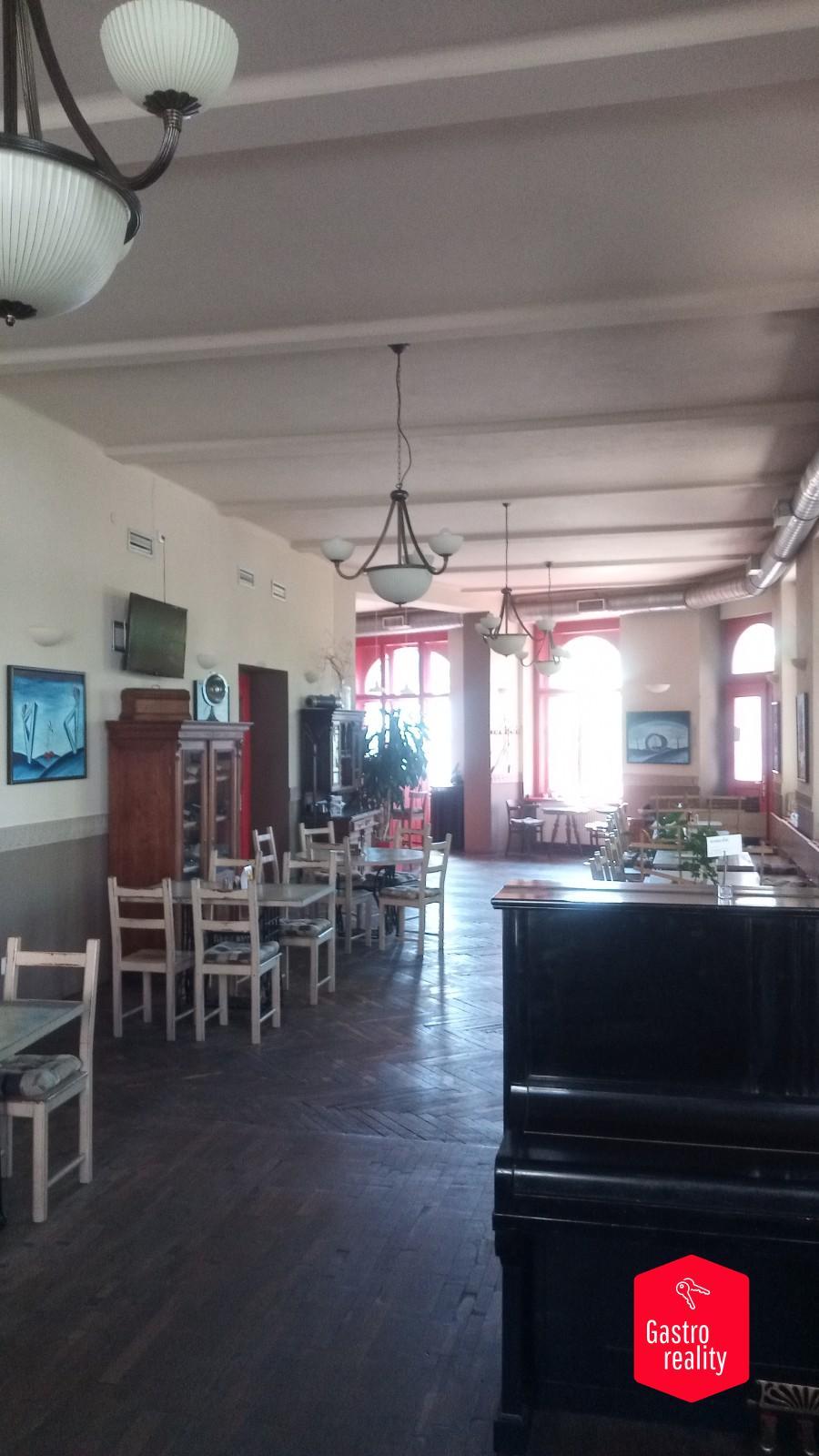 restaurace u bláhů