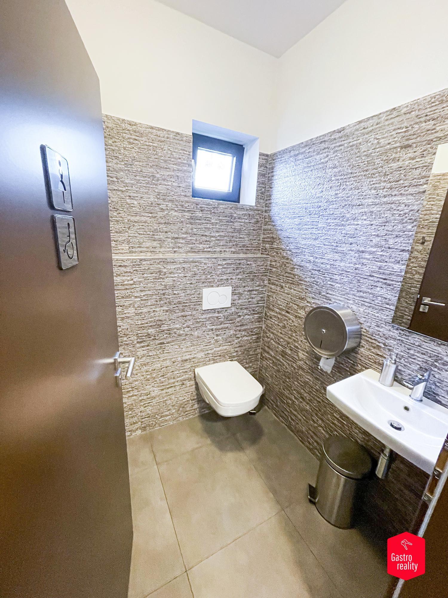 Dámské toalety